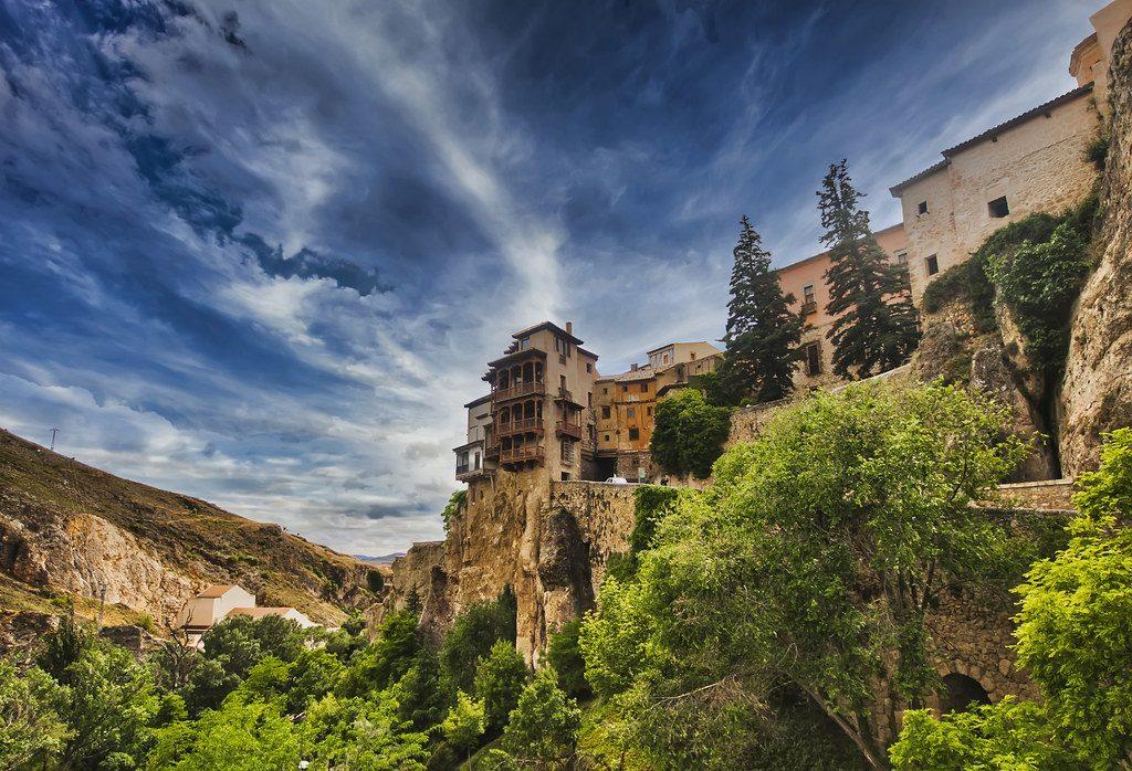 Tour de Hierro - Tramo Santiaguista. Cuenca