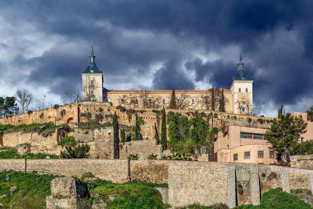 Tour de Hierro Monumental. Toledo